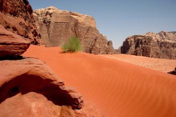 باحث أميركي: صحراء الأردن كانت خصبة