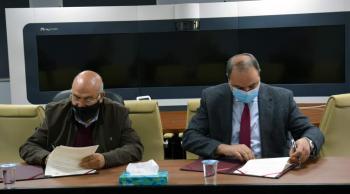 مذكـرة تعاون بين الجامعة الهاشمية وأكاديمية الملكة رانيا لتدريب المعلمين