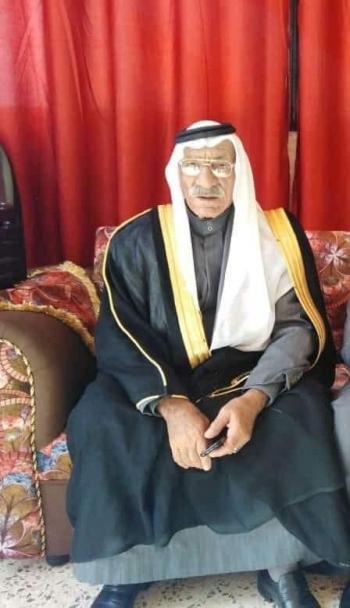 الحاح خالد عواد الحيصة في ذمة الله