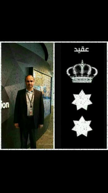 العقيد عماد رضا شومان ..  مبارك الترفيع