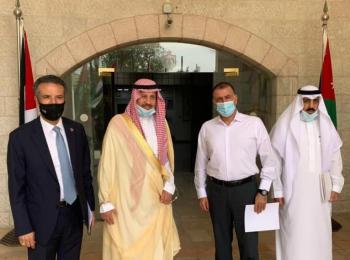 الفراية يثمن دور السعودية الداعم للأردن