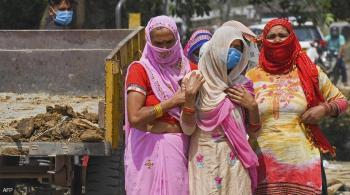 كورونا في الهند ..  وفيات قياسية في 24 ساعة