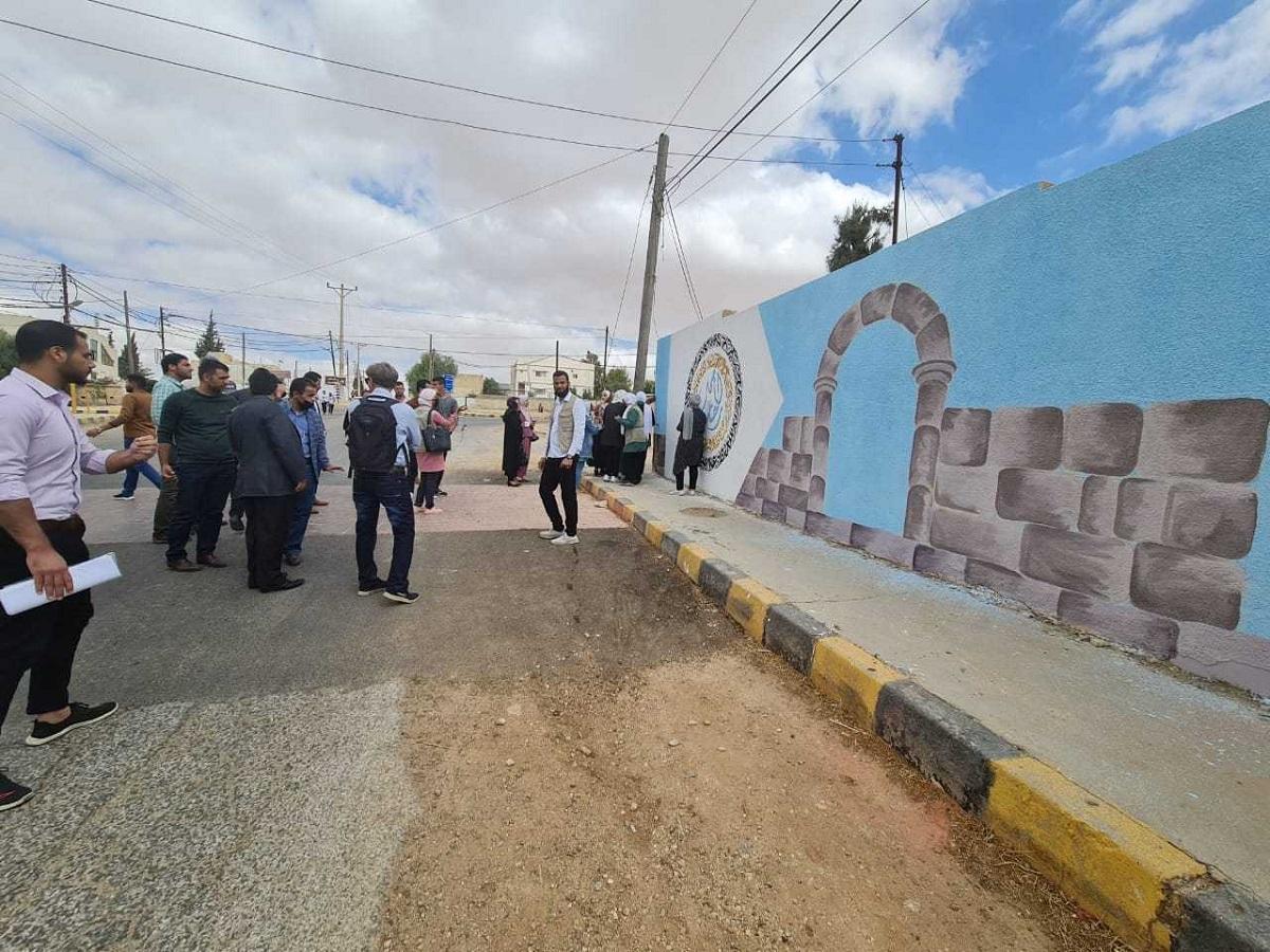 المفرق: افتتاح مبادرات برنامج رايس في مركز شباب رحاب