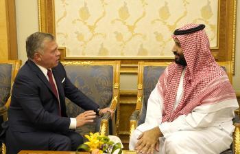 الملك يزور السعودية الاثنين ويلتقي بن سلمان