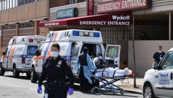 اميركا: 40 الف اصابة جديدة بفيروس كورونا