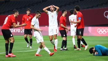 أول تعليق لمدرب مصر بعد صمود الفراعنة أمام إسبانيا في أولمبياد طوكيو