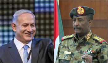 اتفاق بين السودان وإسرائيل على بدء علاقات اقتصادية