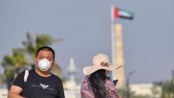 الإمارات: 421 إصابة جديدة بكورونا