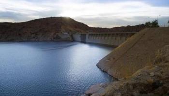 المياه: 1.5 مليون م3 دخلت السدود خلال المنخفض الاخير