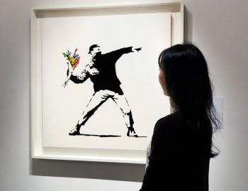 «حب في الهواء» أول عمل فني يباع بالعملة المشفرة