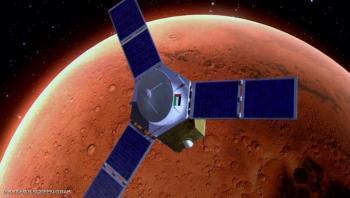 العرب إلى المريخ على متن مسبار الأمل الاماراتي