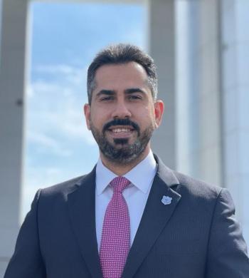 السعود يباشر عمله مساعداً لرئيس عمان الأهلية للشؤون الخارجية