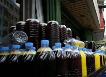 إزالة 108 بسطات وإتلاف 4830 لتر عصائر رمضانية في عمّان