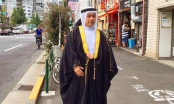 الكبسة أوقعت يابانياً في حب السعودية ..