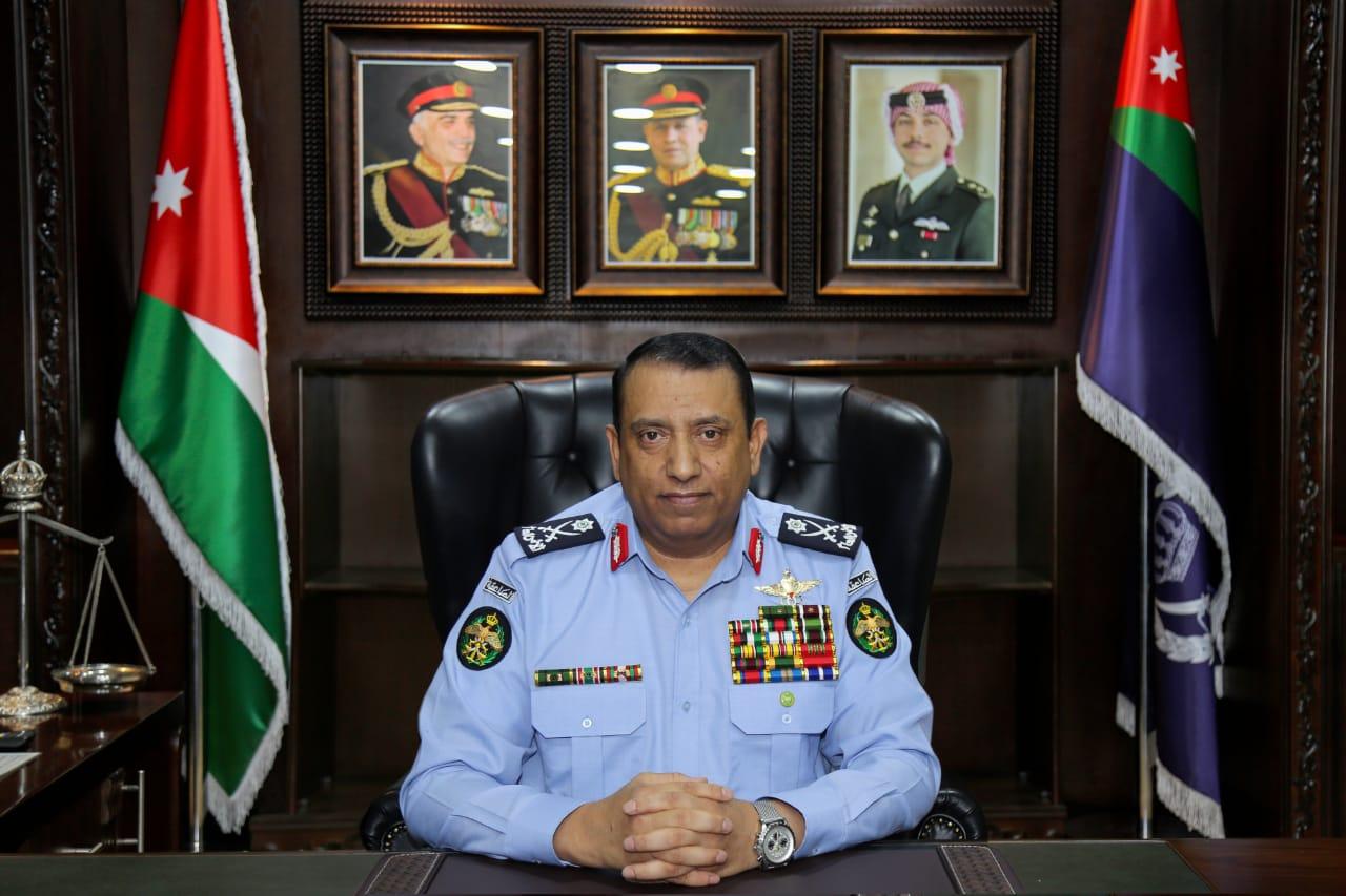 اللواء حسين الحواتمة