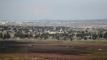 الاحتلال يغلق مداخل قرى الجولان ويمنع وصول الأهالي لأراضيهم
