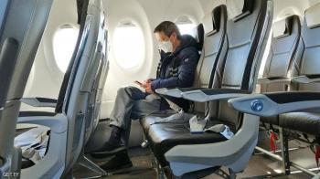 ليست حواجز ولا أقنعة ..  ابتكار أكثر ذكاء لحماية ركاب الطائرات