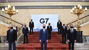 دول G7 تعلن دعمها لإحياء الاتفاق النووي مع إيران
