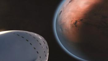 اكتشاف مثير قد يقتل فرصة الحياة على الكوكب الأحمر