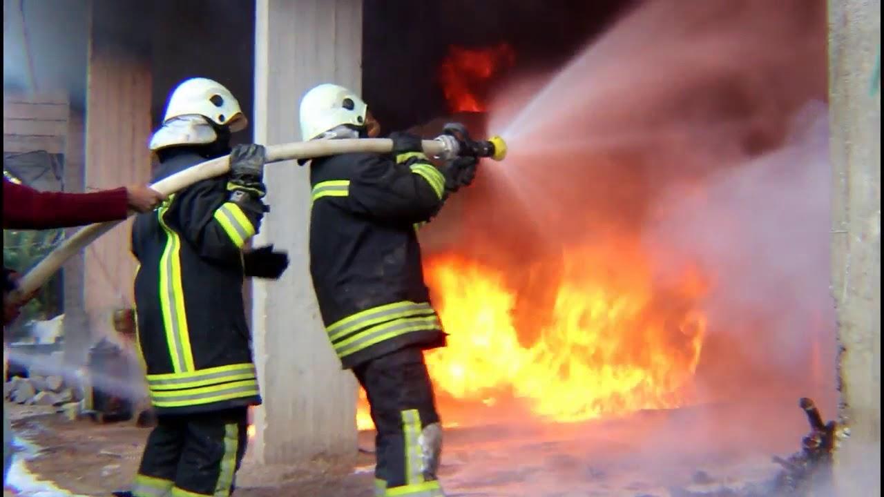 الدفاع المدني يتعامل مع 35 حريقا الاحد