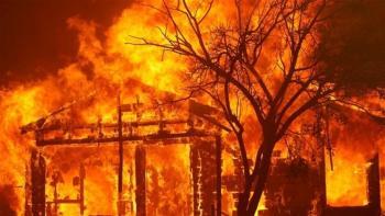 مقتل شخصين بحريق منجم للذهب بالصين