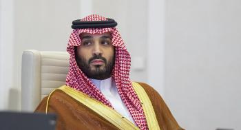 ولي العهد السعودي يعلن اطلاق مبادرة السعودية الخضراء