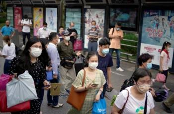 الصين تسجل 127 اصابة بفيروس كورونا