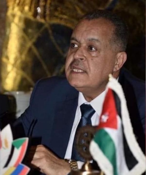 المحامي حسام ابورمان