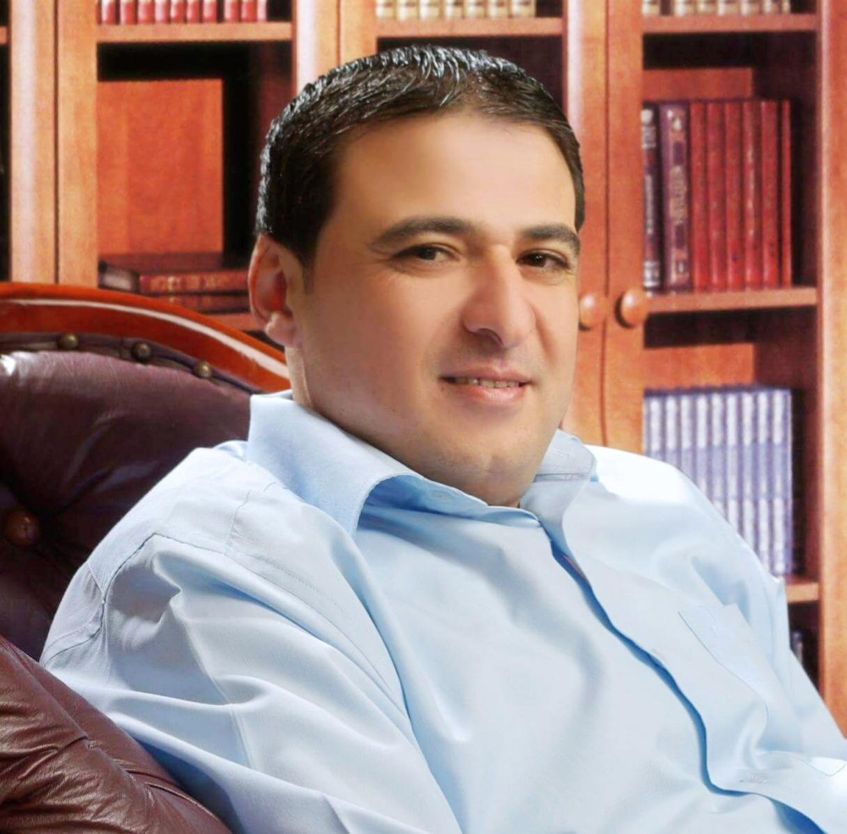 أشرف إبراهيم الفاعوري