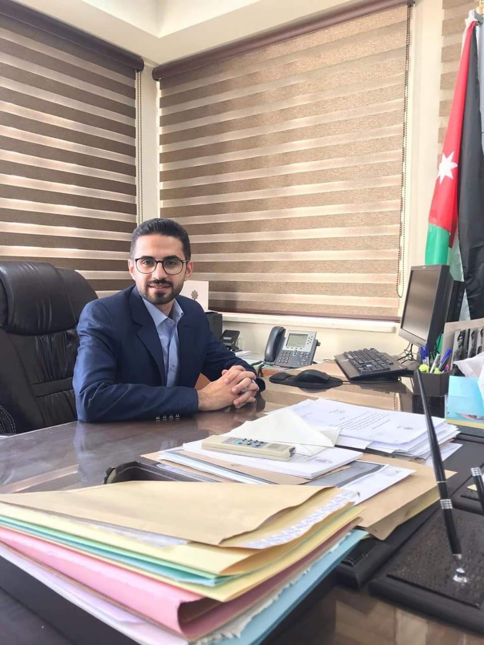 المهندس عبدالله أمجد ابو زيد