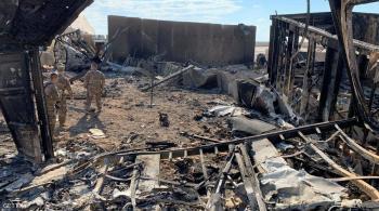 العراق ..  هجوم صاروخي على قاعدة عين الاسد المستضيفة لقوات امريكية