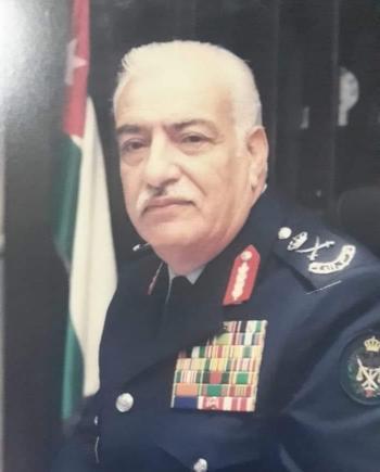 وفاة مدير الأمن العام الأسبق الفريق نصوح محي الدين