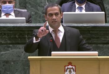العجارمة يكشف لـ عمون سر الزحف: لدخول السفارة الاسرائيلية عنوة
