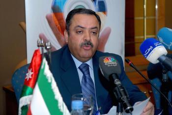 العجلوني يشكر السفير الأردني في الامارات