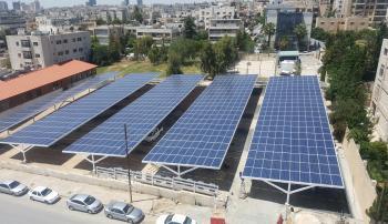 الاستثماري يوفر 65% من احتياجاته للطاقة في مبنى الإدارة العامة