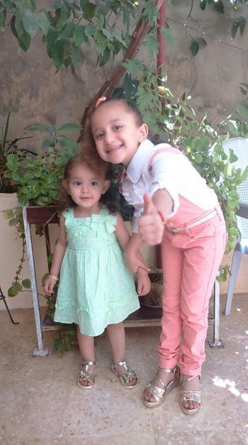 عيد ميلاد سعيد مريام وبيلسان