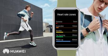 ساعة هواوي فيت - Huawei WATCH FIT الذكية تساعد في تحسين صحتك ولياقتك