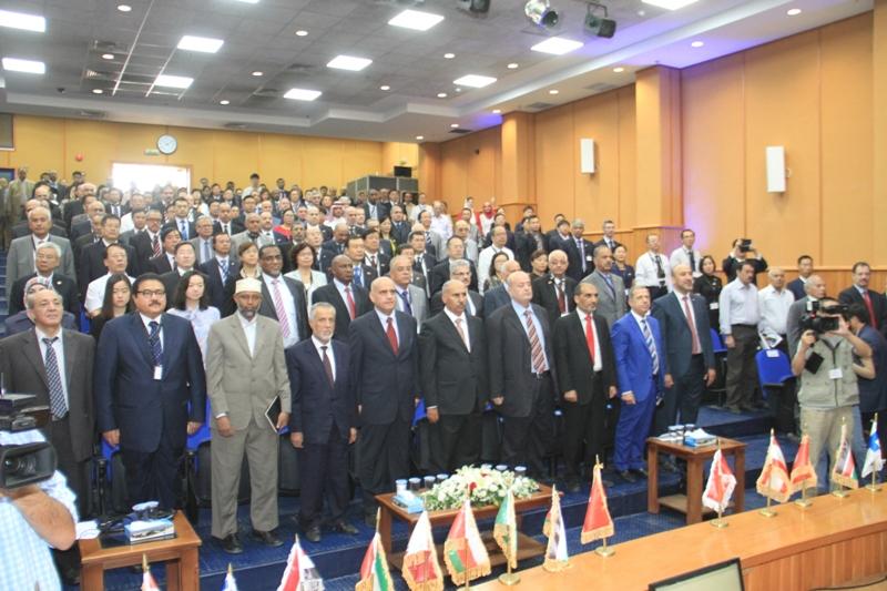 انطلاق الدورة الرابعة لرؤساء الجامعات العربية والصينية في الزرقاء