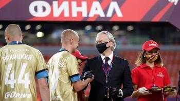 فوز رئيس الاتحاد الروسي لكرة القدم بعضوية اللجنة التنفيذية لـاليويفا