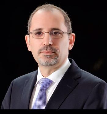 الصفدي يبحث الازمة السورية وتحقيق السلام في المنطقة