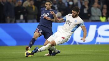 رابطة الدوري الفرنسي توقف المغربي حكيمي