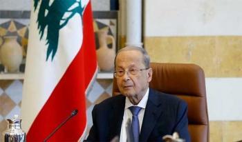 رسالة ودعوة إسرائيلية للرئيس اللبناني