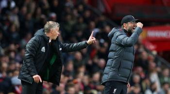 سولشاير يعترف: أتألم لتتويج ليفربول بلقب الدوري الإنجليزي