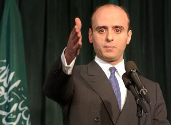 الجبير يصعق القنصل الإيراني