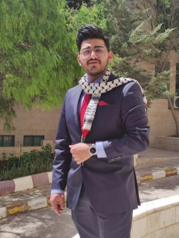 صلاح الفقهاء مبارك التخرج