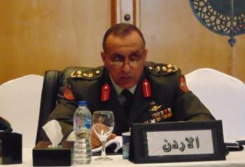 قطيشات يدعو لتفعيل أنشطة الاتحادات العربية للرياضة العسكرية