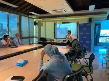 جامعة الزرقاء تعقد دورة متخصصة بالكتابة الفنية للمهندسين