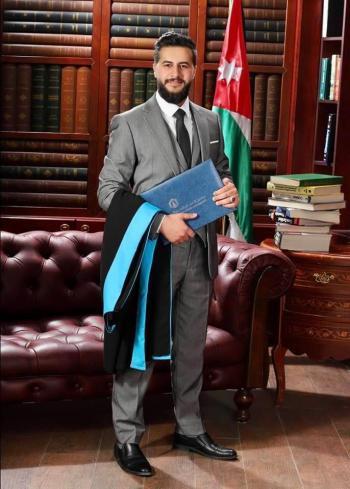 باسل البلوي مبارك التخرج
