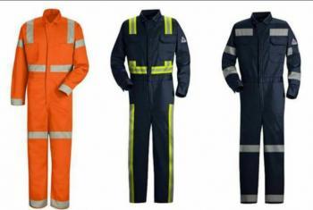 مطلوب شراء ملابس مهنية واحذية سلامة عامة