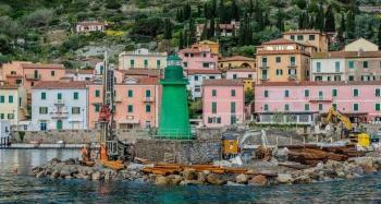 جزيرة ايطالية لا يصيب كورونا سكانها